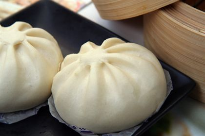 Vegetables Bun 高麗菜包